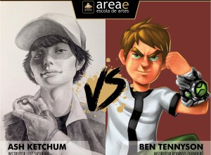 Ash Ketchum (Pokémon) vs. Ben Tennyson (Ben 10)