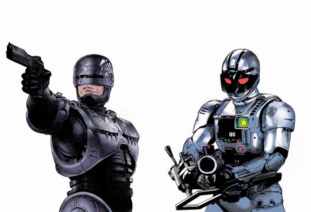 Jiban Vs Robocop Blog Da Areae