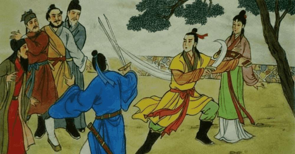 測測你是古龍小說裏的誰?