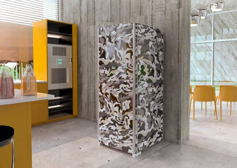 frigorifero smeg Archives  Non solo Mobili cucina soggiorno e camera