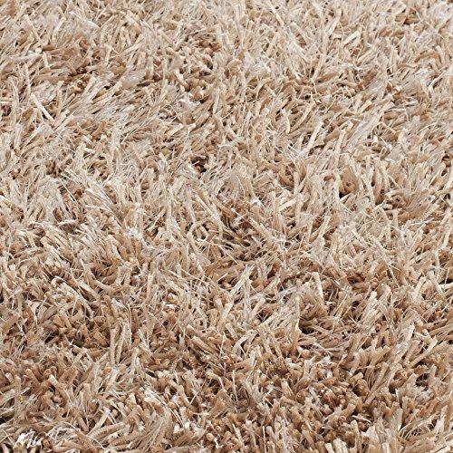 beige shag area rug carolina weavers grand comfort