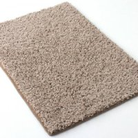 """6'x9' Taffy Apple Area Rug Carpet. MULTIPLE SIZES, SHAPES and COLORS TO CHOOSE FROM. Home area rugs, runner, rectangle, square, oval and round. 22 oz. Face Weight. 1/2"""" Thick. Polyester. Loose and Soft Frieze."""