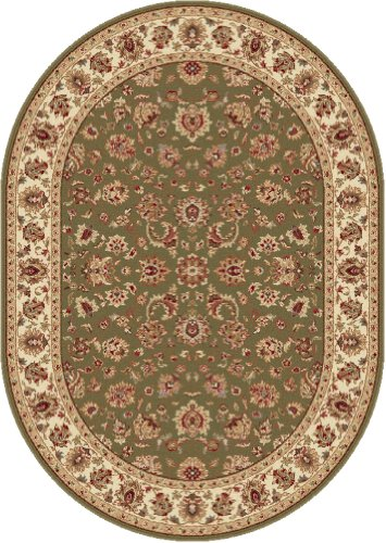 Universal Rugs Traditional Oriental 5 ft 3 in x 7 ft 3