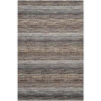 Safavieh Himalaya Collection HIM704A Handmade Beige and Multi Premium Wool Area Rug (4' x 6')