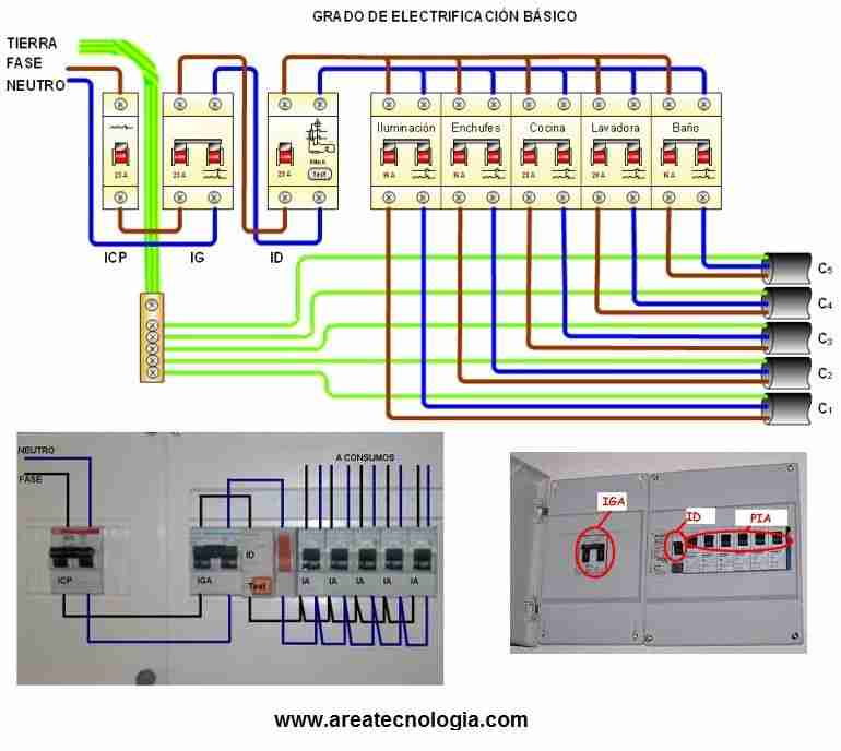 Instalacion Elctrica de una Casa o Vivienda Aprende