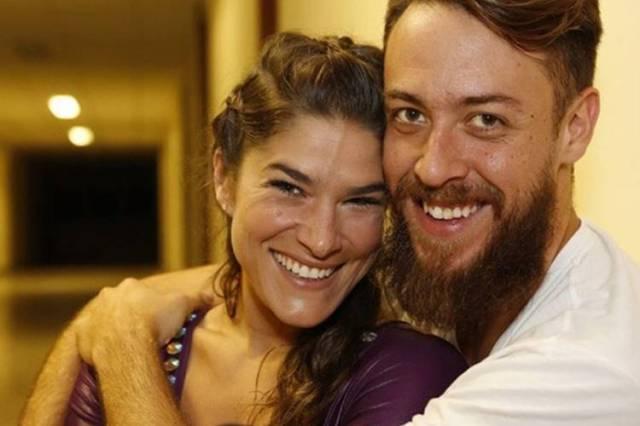 Priscila Fantin e Renan Abreu (Reprodução/Gshow)