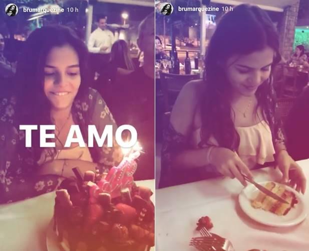Instagram Stories/Bruna Marquezine