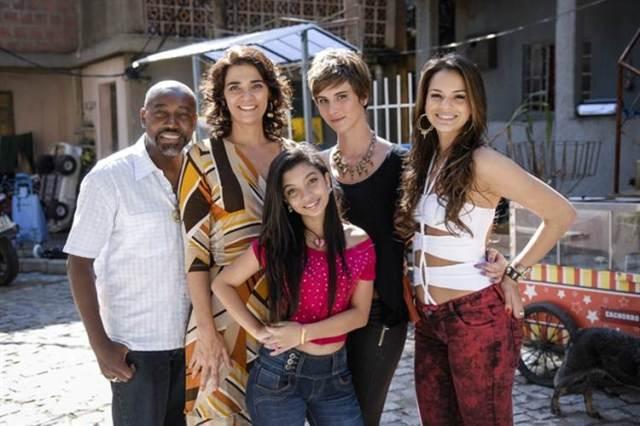 Salve Jorge - Delzuite (TV Globo/Rafael Sorín)