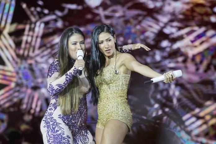 Simone e Simaria (Globo/Marília Cabral)