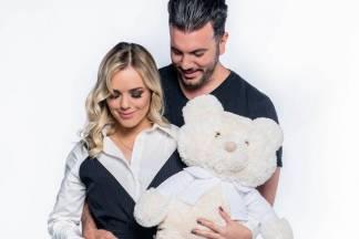 Thaeme e o marido Fábio Elias (Instagram/Thaeme)