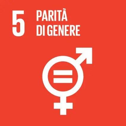 agenda 2030 parità di genere