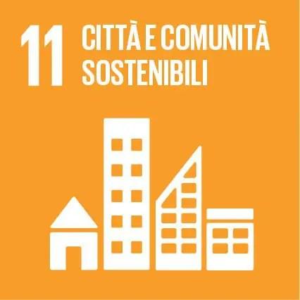 agenda 2030 - città e comunità sostenibili
