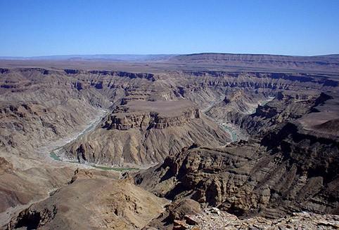 Namibia – Fish River Canyon