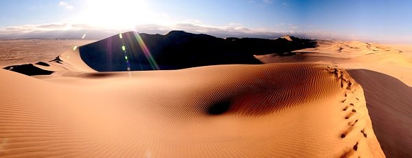 How to Honeymoon Like a Royal in Namibia