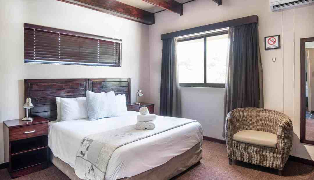 Luxury Cottage 1 | Family-Friendly Self-Catering Accommodation In Windhoek | Arebbusch Travel Lodge