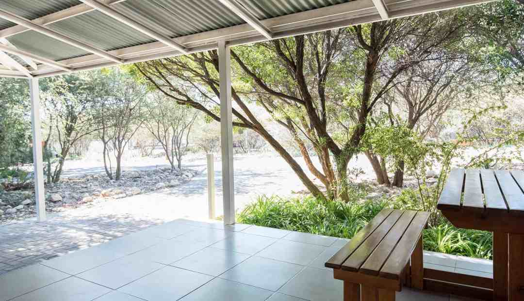 Standard Room | Patio | Bed & Breakfast Accommodation In Windhoek |  Arebbusch Travel Lodge