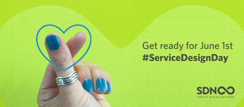 #ServiceDesignDay Fingers