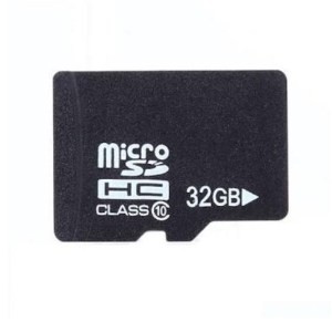 32gb Micro sd Memory Card With 100 Hd +100 Audio songs 499