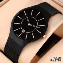 Black Wrist Watch Premium Quality