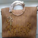 Brown Colour Leather Bag