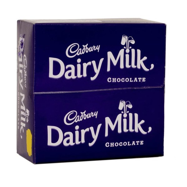 CAdbury Dairy Milk CHocolate 8.5g(pack of 24) 299