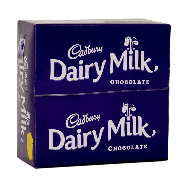 Cadbury Dairy Milk Chocolate 8.5g(pack of 24)