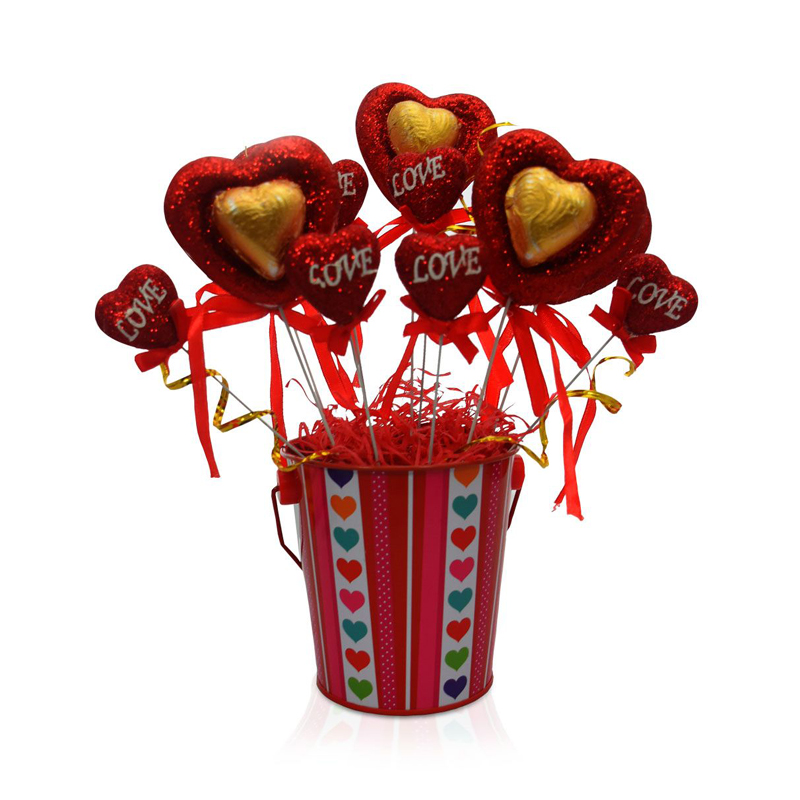 Chocolate Bouquet Love