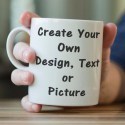 Create Your Own Design Mug