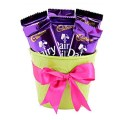 Dairy Milk Chocolates 12 pcs