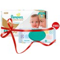 Free Wipes With Pampers Premium Care Diapers Size 5