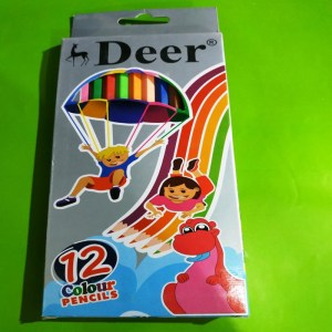 pencil Colours 12 pcs 220