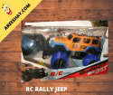 RC RALLY JEEP