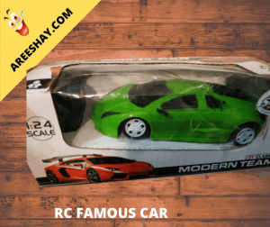 RC GREEN FAST CAR