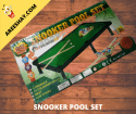 NEW SNOOKER POOL SET