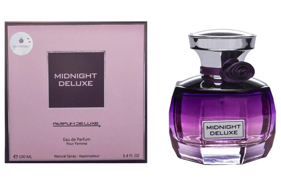 MidNight Deluxe Perfume For Women 100 Ml