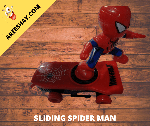 SLIDING SPIDERMAN