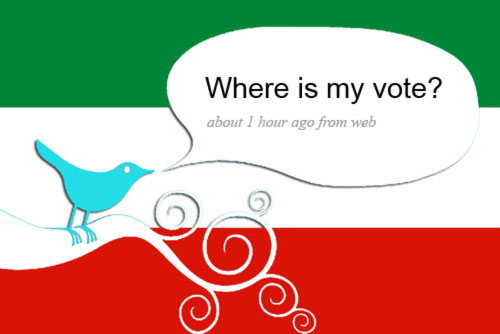 Purposeful Twittering: Iranians Twitter Too