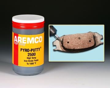 pyro putty 2500 high temp metal sealer