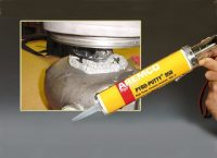 Aremco | Pyro-Putty 950 Seals High Temperature Casings ...