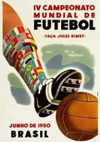 World Cup 1950- LOGO