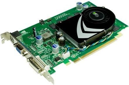 nVidia GeForce 9400GT