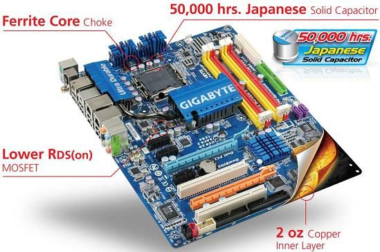 Gigabyte Ultra Durable 3 EP45-UD3P