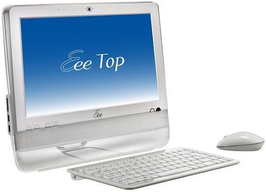 Asus Eee Top cu touchscreen