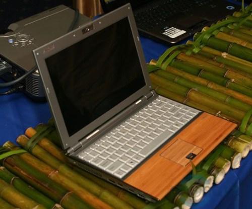 Asus U6V - Bamboo