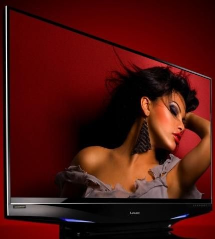 Mitsubishi lanseaza primul Laser TV