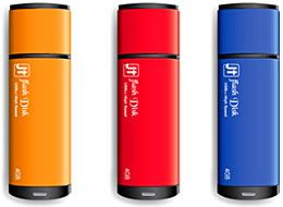 Flash drive USB cu card reader