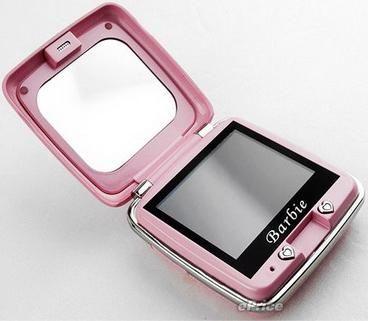 Telefon mobil Barbie P520