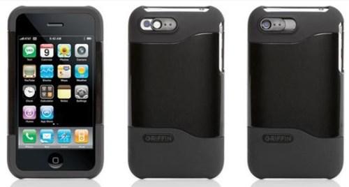Husa cu focus pentru iPhone 3G