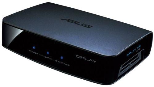 O!Play Air, media player de la ASUS