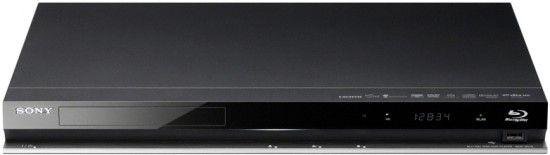 Noi player-e Blu-Ray Sony